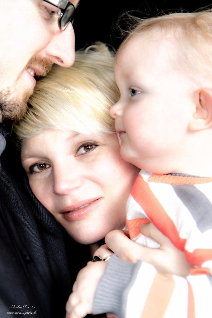 Camille et famille