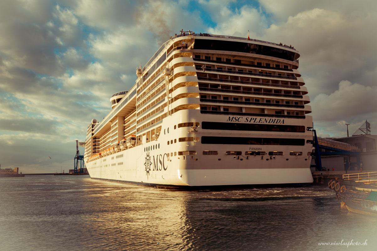 bateau le Splendida