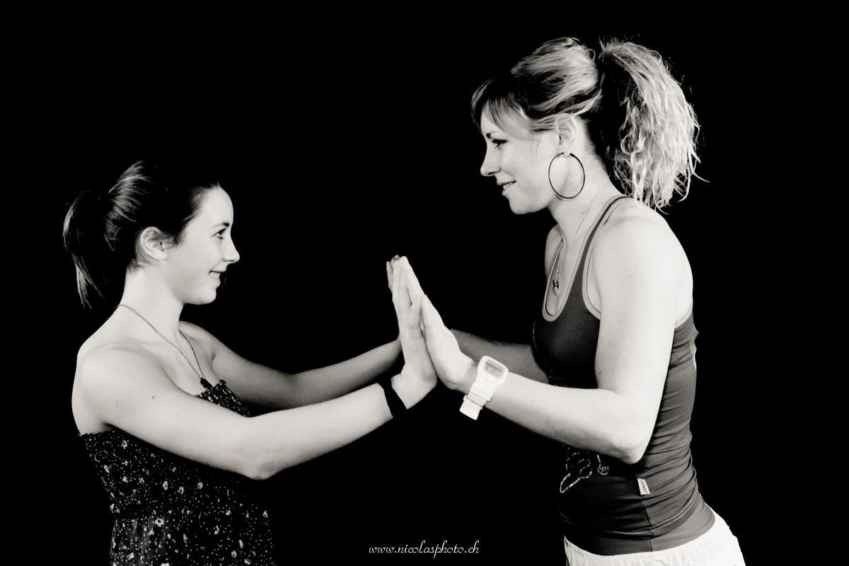 Hélène & Anne