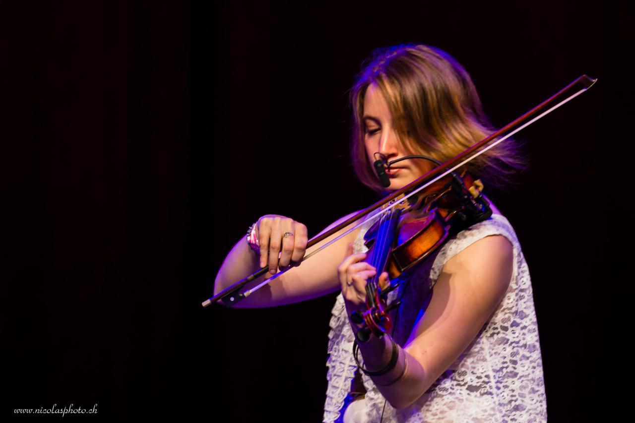 concert de Naheulband au Polymanga à Montreux 2014