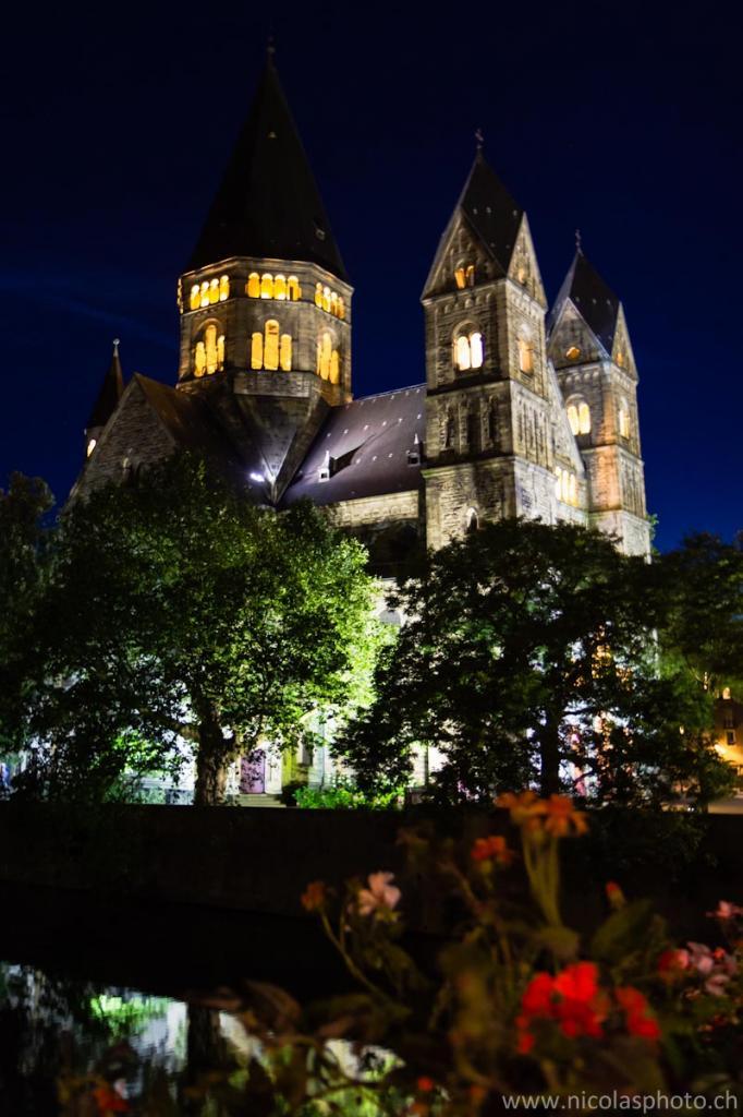 église de Metz