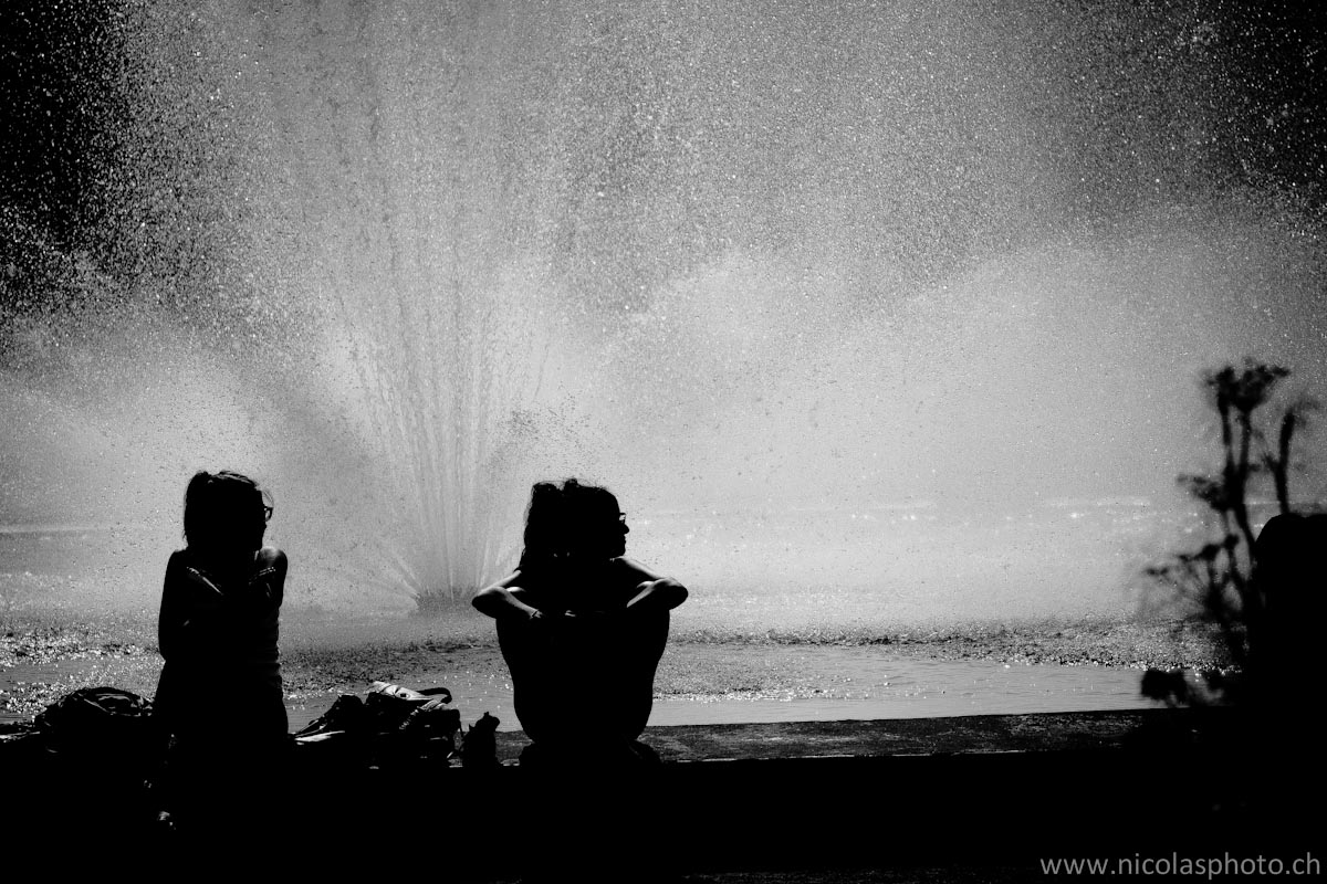 fontaine à Metz